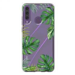 Etui na Huawei Y6P - Welcome to the jungle.