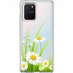 Etui na Samsung Galaxy S10 Lite - Polne stokrotki.
