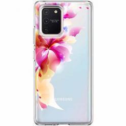 Etui na Samsung Galaxy S10 Lite - Bajeczny kwiat.