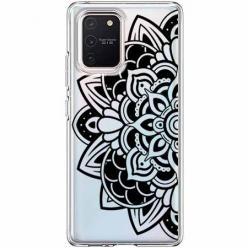Etui na Samsung Galaxy S10 Lite - Kwiatowa mandala.