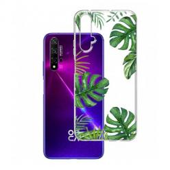 Etui na Huawei Nova 5T - Welcome to the jungle.