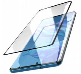 Samsung Galaxy M51 Hartowane Szkło 5D Full Glue Szybka - Czarny