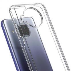 Etui na Xiaomi Mi 10T Lite silikonowe Slim Crystal Case Przezroczyste