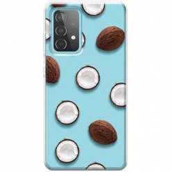 Etui na Samsung Galaxy A52 5G Kokosowe orzeźwienie