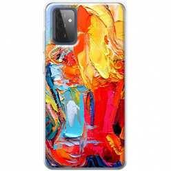 Etui na Samsung Galaxy A72 5G Paleta kolorowych barw