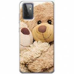 Etui na Samsung Galaxy A72 5G Słodkie pluszaki