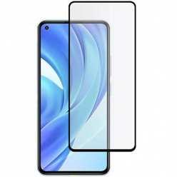 Xiaomi Mi 11 Lite Szkło Hartowane 5D Full Glue Szybka - Czarny