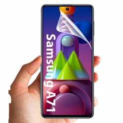 Samsung Galaxy A71 Folia Hydrożelowa Hydrogel na ekran.