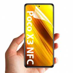 Xiaomi POCO X3 NFC Folia Hydrożelowa Hydrogel na ekran.