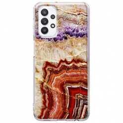 Etui na Samsung Galaxy A32 5G Czerwony Agat