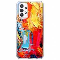 Etui na Samsung Galaxy A32 5G Paleta kolorowych barw