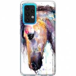 Etui na Samsung Galaxy A02s Koń waterkolor