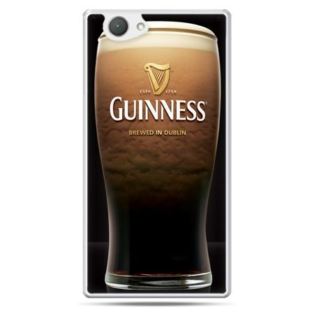 Xperia Z1 compact etui Guinness