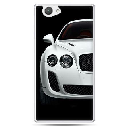 Xperia Z1 compact etui samochód Bentley