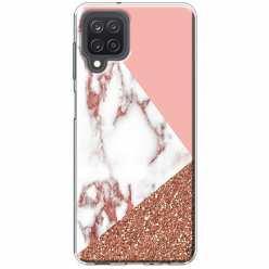 Etui na Samsung Galaxy M12 Marmurowe kombinacje