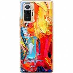 Etui na Xiaomi Redmi Note 10 Pro Paleta kolorowych barw