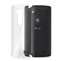 LG Fino silikonowe etui crystal case.