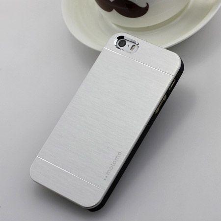 iPhone 6 / 6s etui Motomo aluminiowe srebrny. PROMOCJA !!!