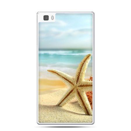 Huawei P8 Lite etui rozgwiazda