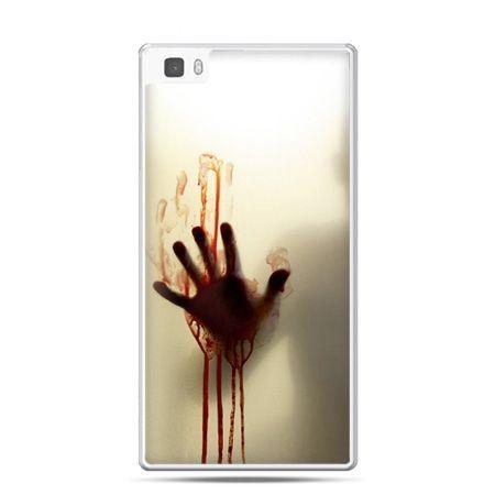 Huawei P8 Lite etui Zombie