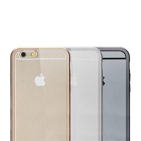 Rock Infinite iPhone 6 Eleganckie Złote Etui