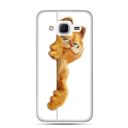 Galaxy Grand Prime etui Kot Garfield