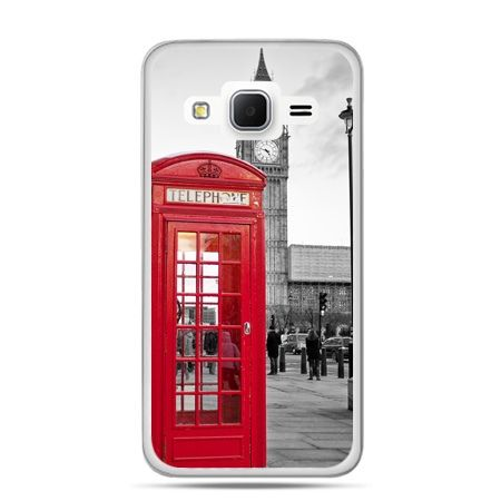 Galaxy Grand Prime etui Big Ben Londyn