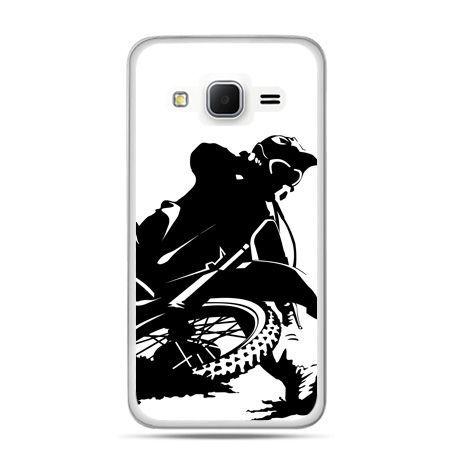 Galaxy Grand Prime etui motocykl cross