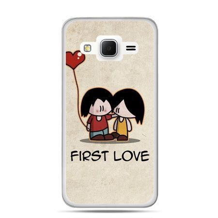Galaxy Grand Prime etui First Love