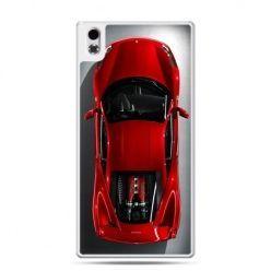 HTC Desire 816 etui czerwone Ferrari