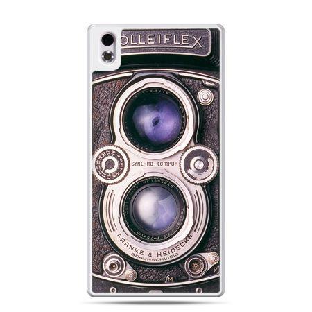 HTC Desire 816 etui aparat Rolleiflex