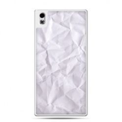 HTC Desire 816 etui pomięty papier