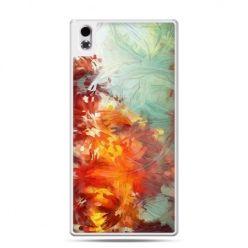 HTC Desire 816 etui kolorowy obraz