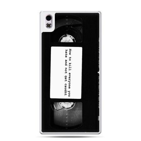 HTC Desire 816 etui kaseta video