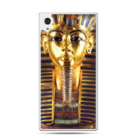 Etui Xperia Z4 głowa faraona