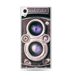 Etui Xperia Z4 aparat Rolleiflex