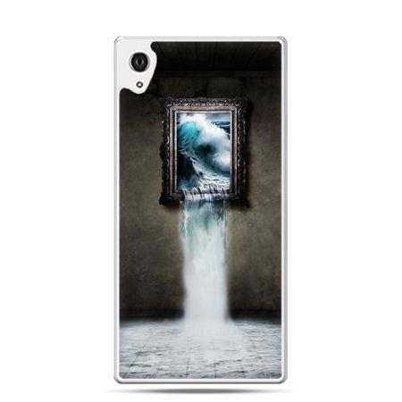 Etui Xperia Z4 obraz wodospad
