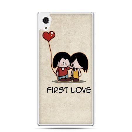 Etui Xperia Z4 First Love