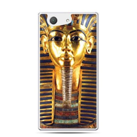 Xperia Z4 compact etui głowa faraona