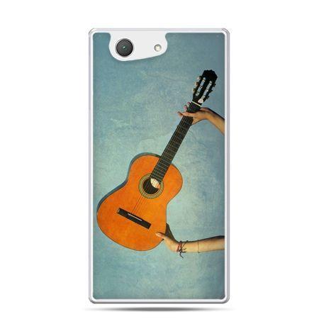 Xperia Z4 compact etui gitara