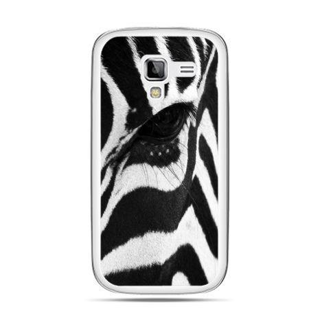 Galaxy Ace 2 etui zebra