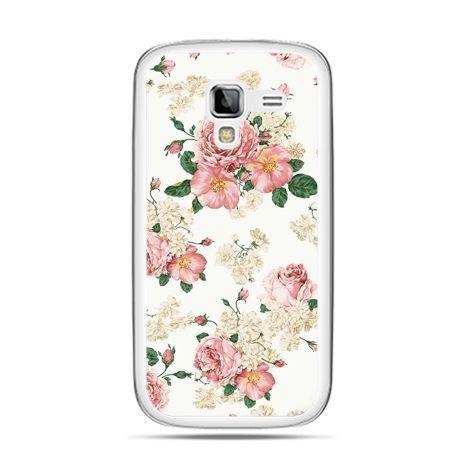 Galaxy Ace 2 etui polne kwiaty