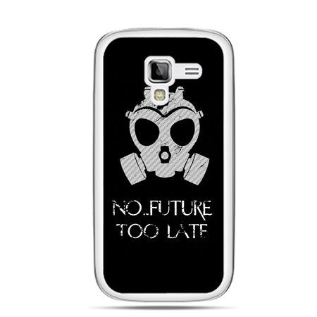 Galaxy Ace 2 etui No future