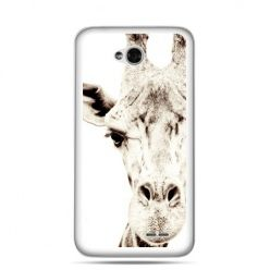 Etui na LG L70 żyrafa