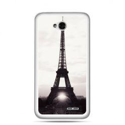 Etui na LG L70 Wieża Eiffla
