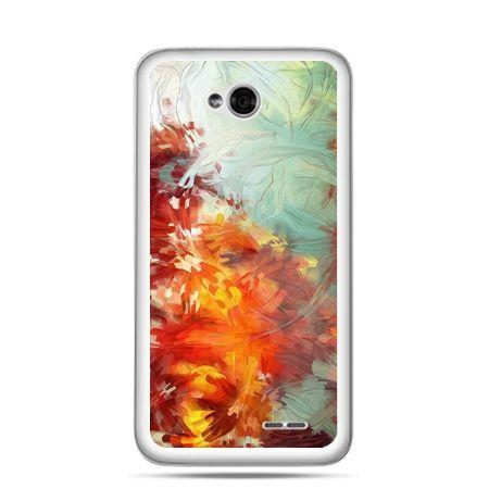 Etui na LG L70 kolorowy obraz
