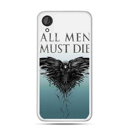 Etui dla Desire 820 all men must die