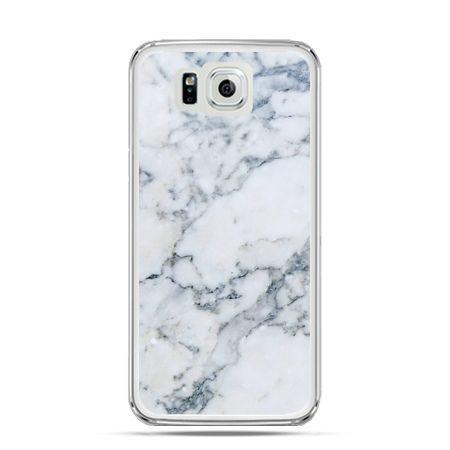 Galaxy Alpha etui biały marmur