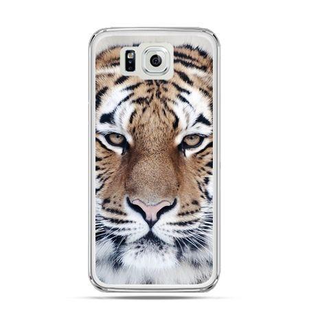 Galaxy Alpha etui śnieżny tygrys