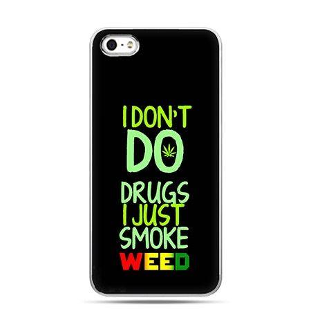 Etui na telefon z napisem I don`t do...